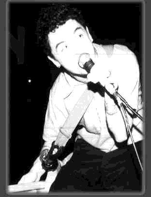 Billie Joe live - b/w