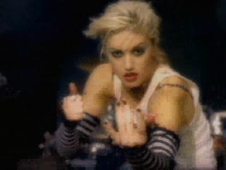 Gwen fight