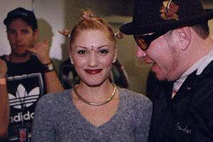 Gwen at KROQ's Almost Acoustic Xmas '97
