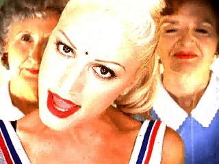 Gwen/ old women