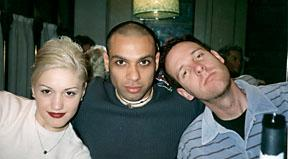 Gwen, Tony, and Tom