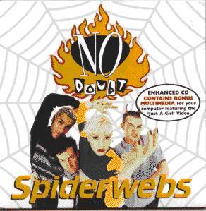 Spiderwebs Aussie single