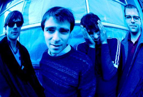 Weezer - blue